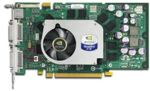 VGA card nVIDIA/Dell Quadro FX1400, 128MB, 2xDVI out, 1xS-Video out, PCI-Express (PCI-E), p/n: 0K8215, OEM (видеоадаптер)