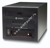 Certance CP 3100 Turnkey Desktop backUp solution/w Internal Tape Drive Caching Module, HDD 160GB SATA, DDS5 (DAT72) High-end Disk-to-Disk-to-Tape (D2D2T) & DAT72 tape drive, p/n: CP3101D-160