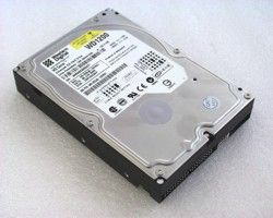 HDD DELL/Western Digital WD1200JB, 120GB, 7200 rpm, Ultra ATA/100, 8MB Cache, 40-pin, DPN: 02K2222  (жесткий диск)