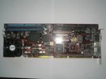 Crystal Single board SBC Computer PICMG, CPU Celeron 500MHz (up to PIII-850MHz) , RAM up to 512MB PC100/133, Chipset Int el 440BX, IDE controller up to 4 ATA/33 devices, VGA 2MB, 10/100 Ethernet, SCSI2 , OEM (одноплатный пром. компьютер)