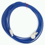 AMP DB9 to HSSDC 1.0625 Gbps Fibre Channel cable, FC COPPER MIA, 3.0m, p/n: 1324668-5 0109, OEM (кабель соединительный)