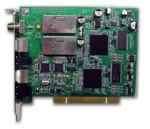 Lumanate Angel PCI PVR Internal Dual Tuner MPEG-1&2 Video Capture Card, OEM (тюнер)