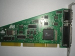 Lava Computers Serial/parallel (printer) port card, ISA  (портовая плата)