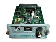 Появилась возможность приобрести принт-сервер Hewlett-Packard (HP) JetDirect 600N Ethernet 10BT/10B2/Local Talk/RJ45 Internal Print Server J3111A. Цена-2799 руб.