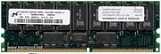 В продаже комплекты модулей памяти Kingston/IBM KTM5037/2G DDR SDRAM 2GB (2x1GB) Memory DIMM Kit, PC2100, 266MHz ECC, Registered, 184-pin, IBM xSeries 225/235/335/345, BladeCenter HS20, IntelliStation Z Pro. Цена-15927 руб.